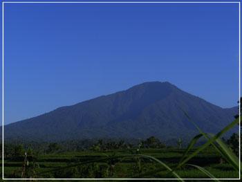 Gunung watu karu